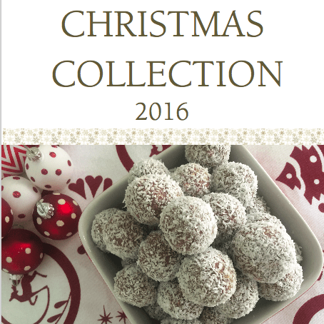 Christmas Collection Recipe List