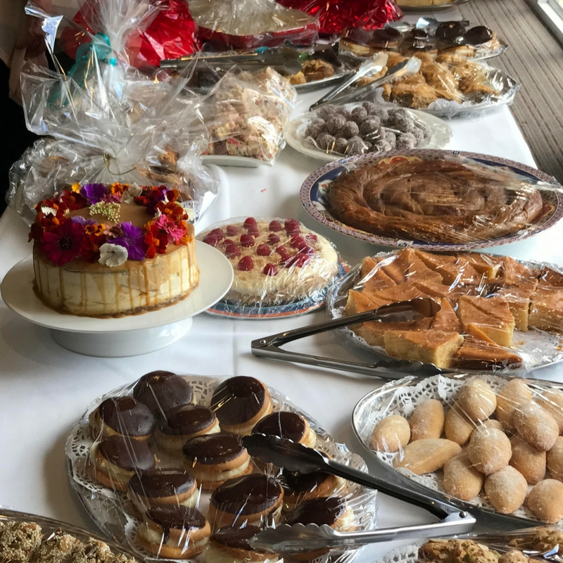 Kitchen Tea Bridal Shower Greek Celebration Recipes For Your Thermomix