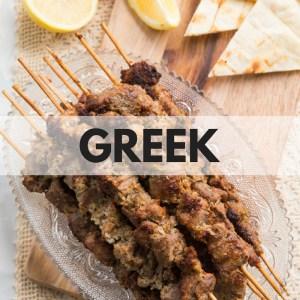 Greek Thermomix Recipes