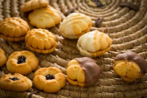 Thermomix Butter Biscuits Biskota Voutyrou | Fayi Cookbooks