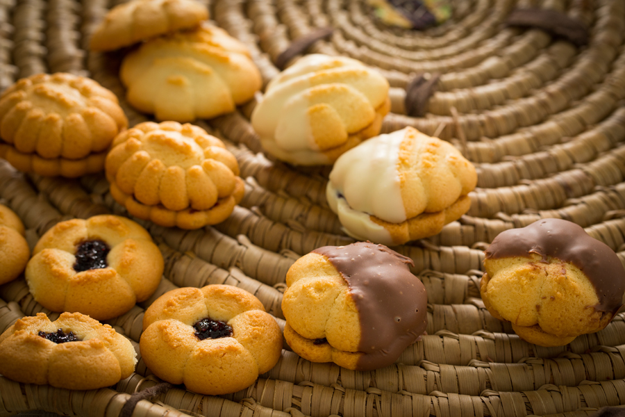 Thermomix Butter Biscuits Biskota Voutyrou   Fayi Cookbooks