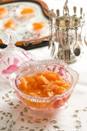 Kydoni Gliko Quince Spoon Sweet | Fayi Cookbooks