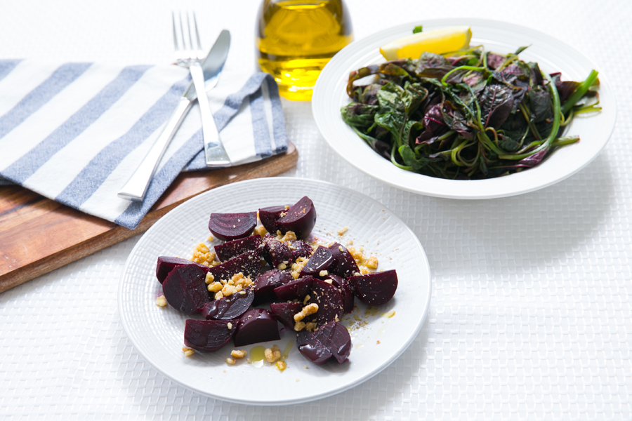 Thermomix Beetroot & Horta