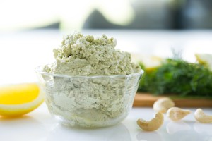 Thermomix Cashew Dill Dip