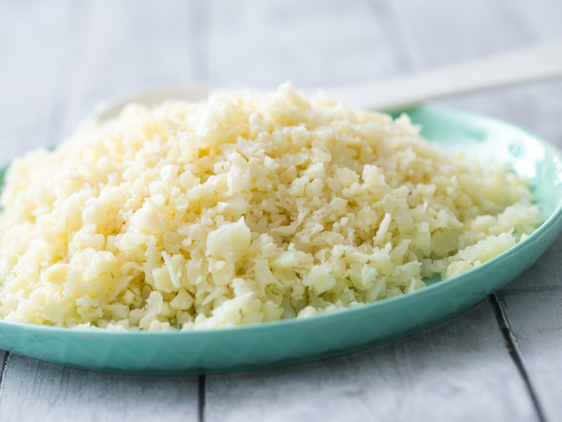 How To Make Cauliflower Rice In A Thermomix