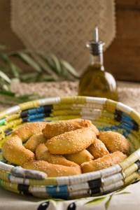 Thermomix Eliopita Olive Bread Sticks