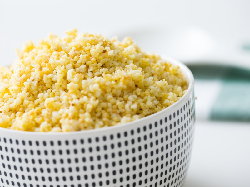 How To Cook Hulled Millet In A Thermomix