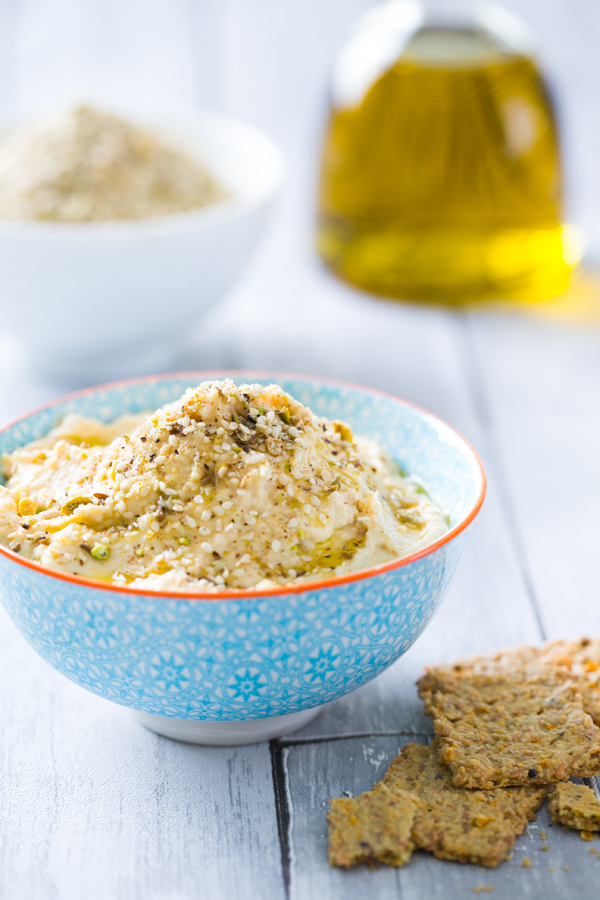 Thermomix Hummus