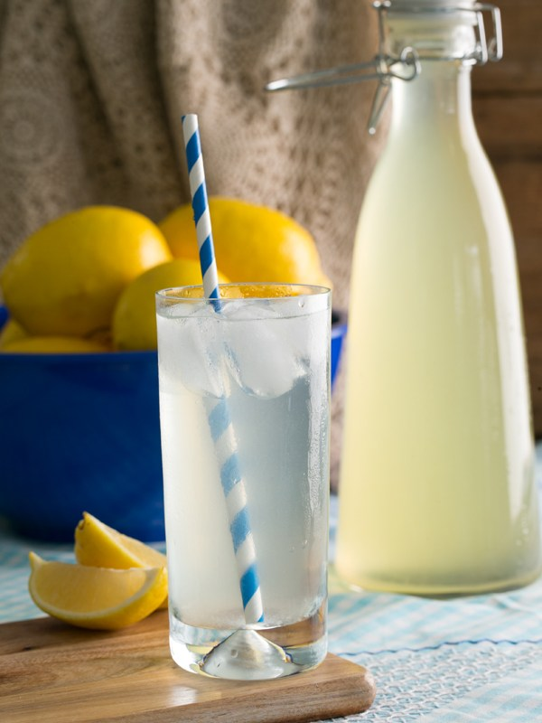 Lemonada Homemade Lemonade – Thermomix Recipe