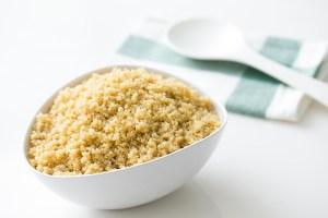 Thermomix Quinoa