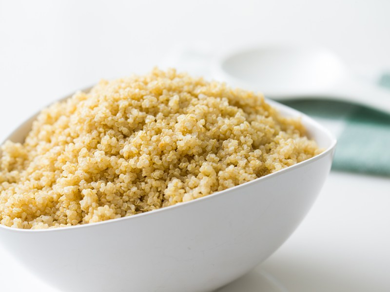 How to cook Quinoa or Amaranth in a Thermomix