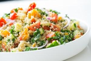 Thermomix Quinoa Kale Salad