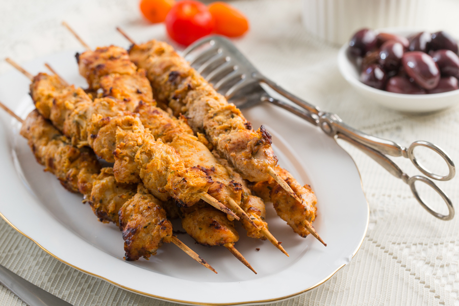 Thermomix Souvlaki Chicken Marinade
