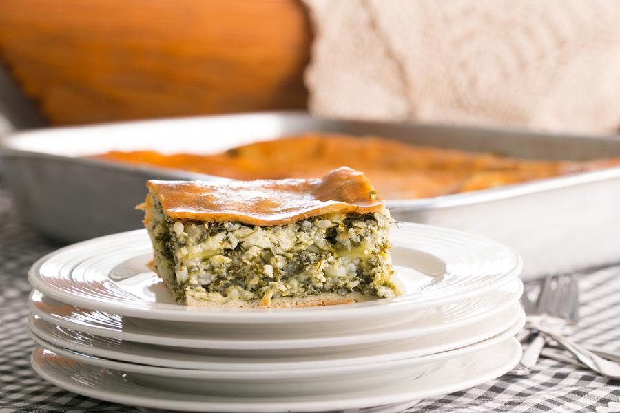 Thermomix Spanakopita Spinach Pie