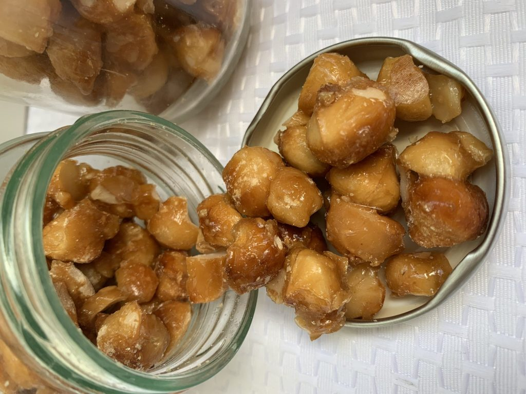 Thermomix Roasted Macadamia Nuts