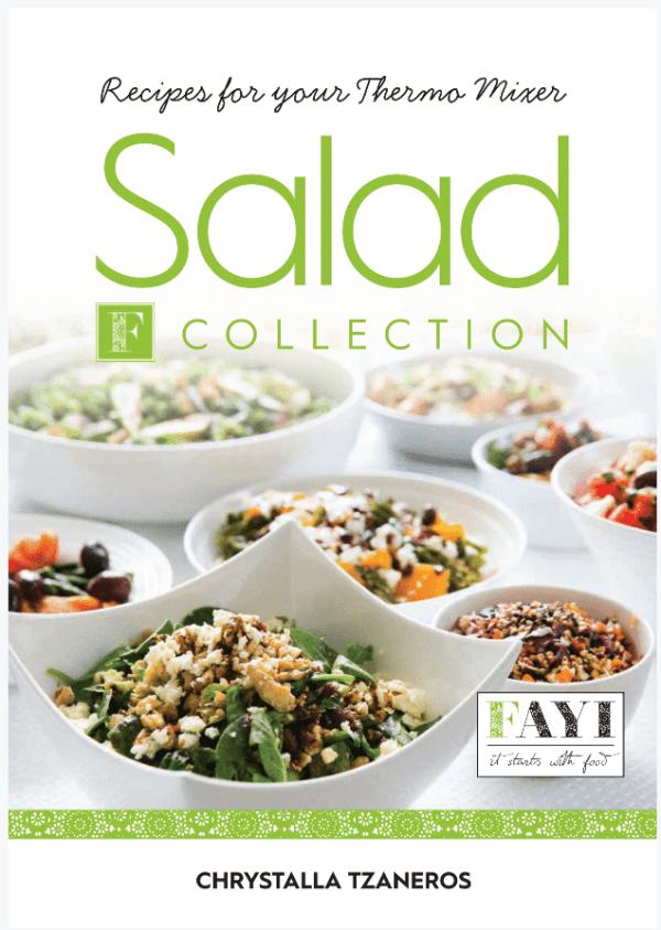 Salad Collection Ebook