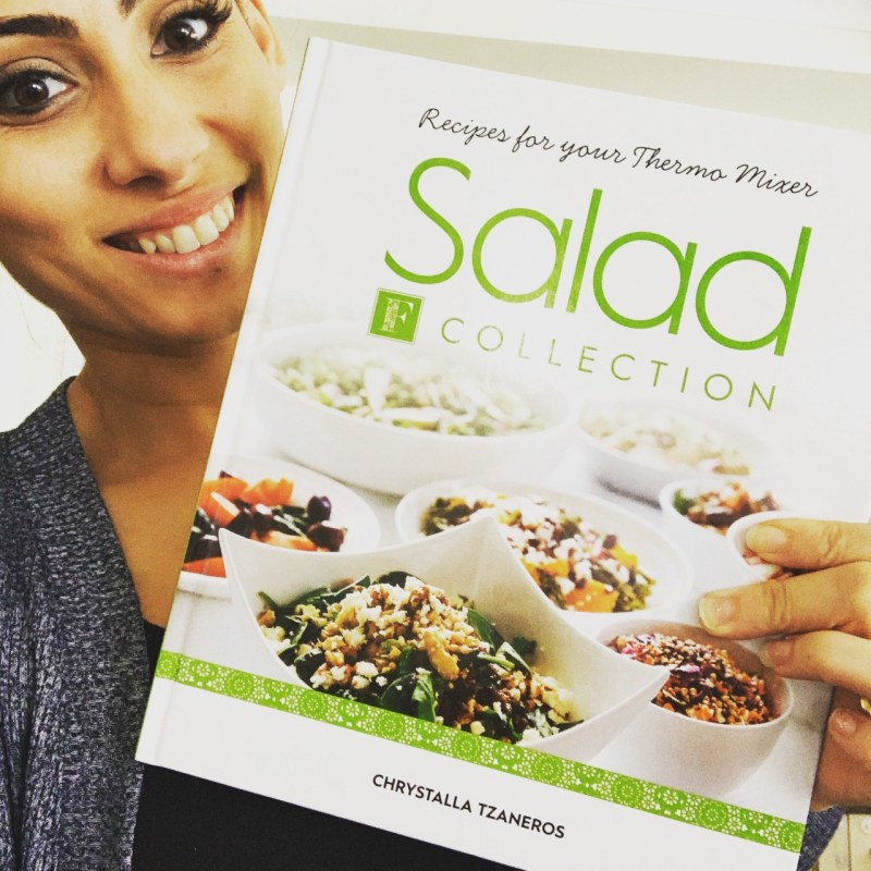 How to get the most out of your salad collection cookbook
