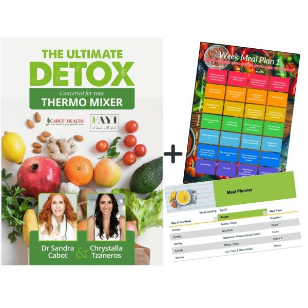 The Ultimate Detox Ebook - Thermomix Recipes