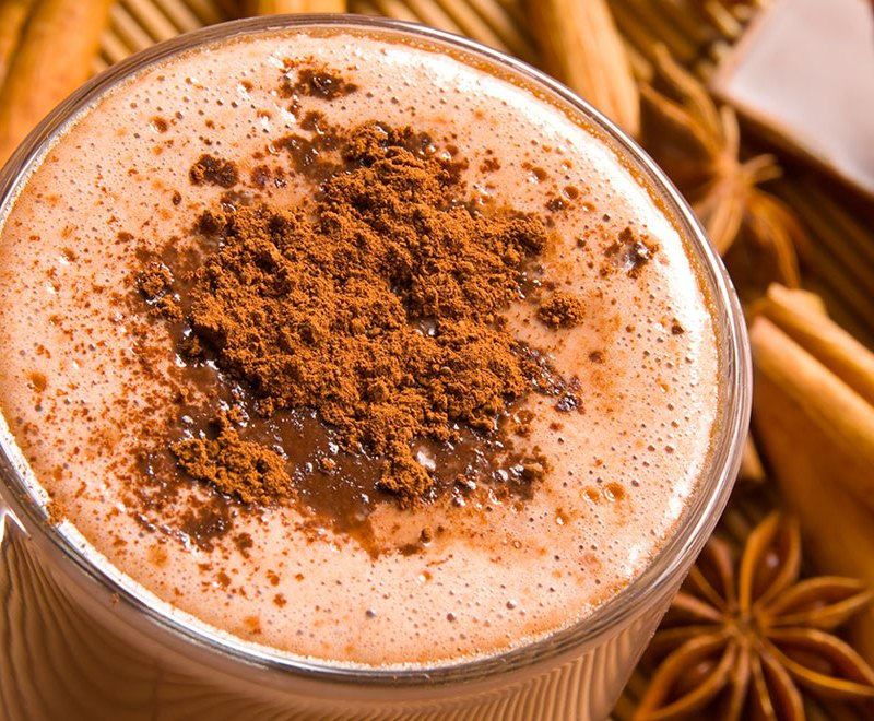 Healthy Hot Chocolate Recipe For Your Thermomix