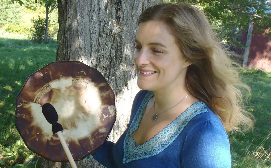Reiki Drum Events with Fay Johnstone