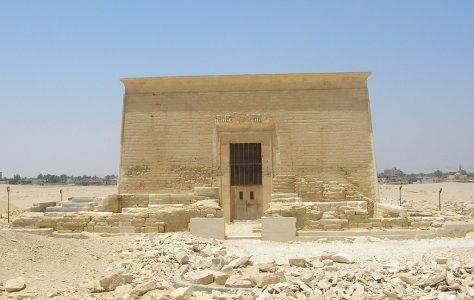 Qasr Qaroun Temple