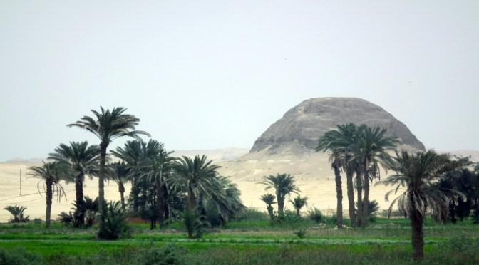 Lahun Pyramid