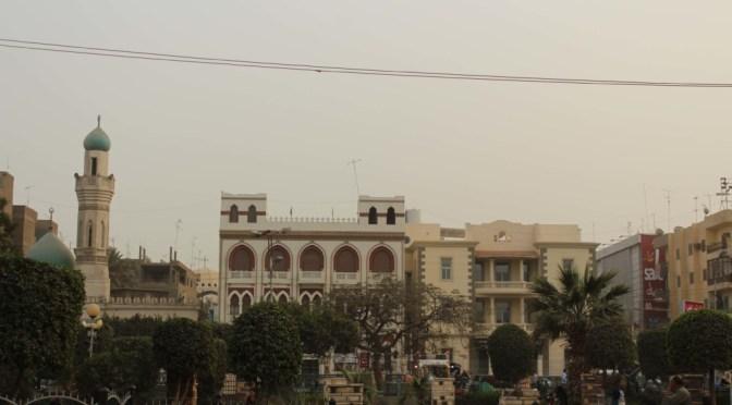 Fayoum city ( Madinat Al Fayoum )