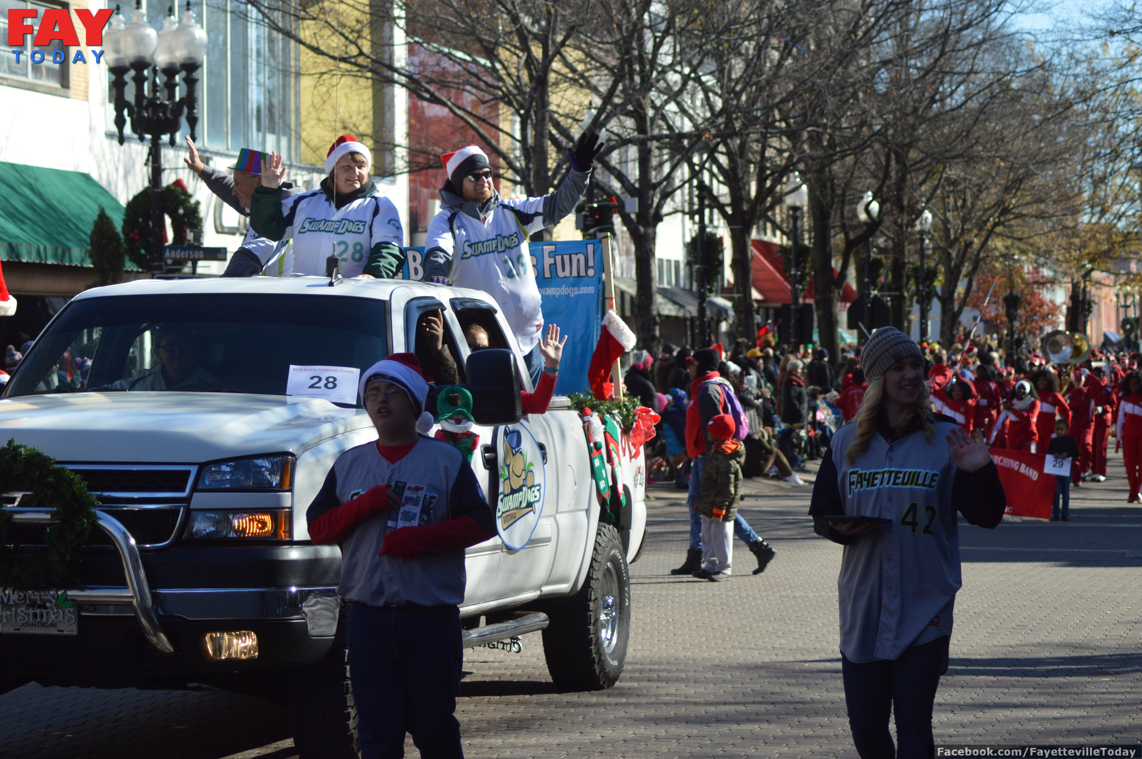Christmas Parade In Fayetteville Nc 2020 | Edcubk.newyearplus.site