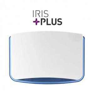 IRIS PLUS BLUE Σειρήνα LED Flash