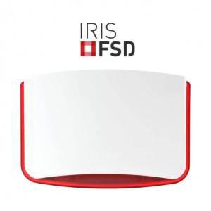 IRIS RED FSD Σειρήνα Ανιχν αφρού
