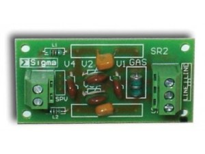 LDP-01 Πλακέτα για την προστασία των τηλεφωνικών γραμμών από κεραυνούς