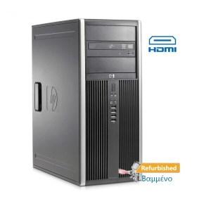HP 8100 Tower i7 860 4GB DDR3 500GB Κάρτα Γραφικών DVD 7P 1