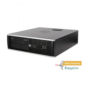 REF HP 6200 PRO SFF i5 2400 4GB DDR3 250GB DVD 7P 1