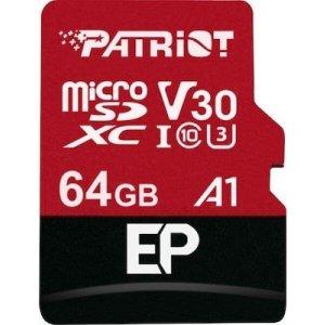 ΜΝΗΜΗΣ PATRIOT SIGMA 64GB UHD EP