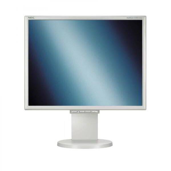 REF Monitor 1970NXp TFT NEC 19 1280x1024 White D SUB DVI D
