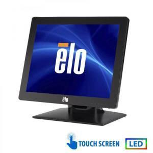 REF MONITOR TOUCH ELO 1517L LED 15 BLACK VGA USB RS232