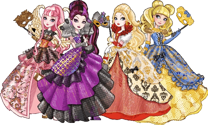Ever After High Personagens (21)