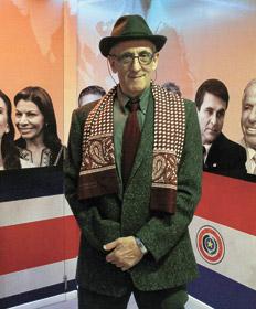 David Rieff (Foto: Bernardino Ávila/Página/12)