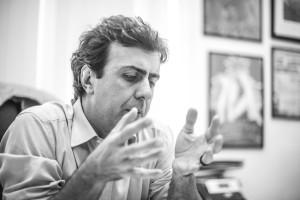 """""""Não ter política penitenciária é a política penitenciária"""", afirmou o deputado. Foto: Marcelo Santos Braga."""