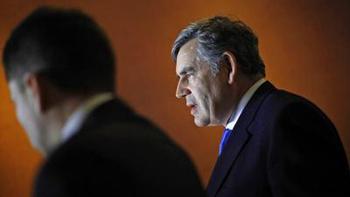 """Gordon Brown prometeu ontem uma """"investigação a fundo"""" sobre o caso. Foto: www.ionline.pt"""