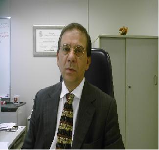 Leonardo Chaves, Subprocurador Geral de Justiça de Direitos Humanos no Rio, em seu gabinete no Ministério Público (RJ). Foto: Eduardo Sá/Fazendo Media.