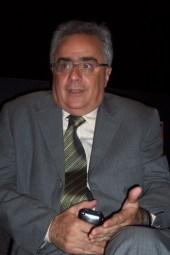 O jornalista Luis Nassif em entrevista ao Fazendo Media