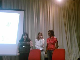Da esquerda para a direita: Rubia (SP), Aninha (DF) e Edd Willer (RJ). Foto: Eduardo Sá/Fazendo Media.
