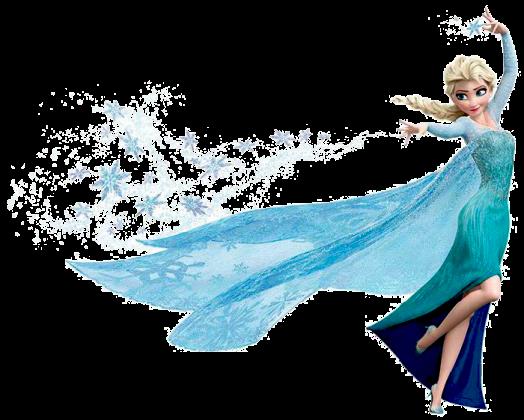 Elsa-Frosen-sem-fundo-01 Personagens Frozen