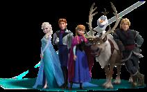 Frosen-sem-fundo-01 Personagens Frozen