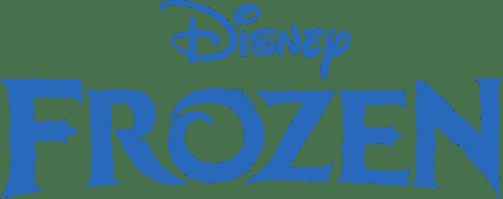 Logo-Frozen-Fundo-Claro Font de Frozen