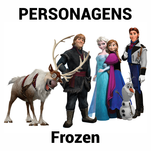 personagens-frozen