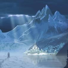 Wallpapers-frozen-05 Papel de Parede Frozen