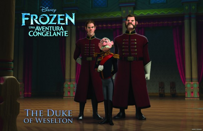 Wallpapers-frozen-Duke-of-Weselton Papel de Parede Frozen