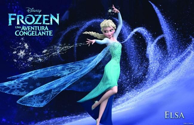 Wallpapers-frozen-Elas Papel de Parede Frozen
